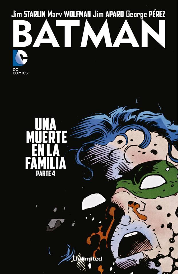 Una Muerte en la Familia Parte 4 - Unlimited Editorial