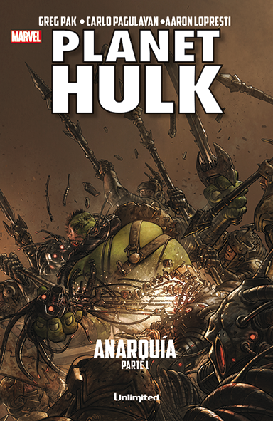 Planet Hulk 03 - Anarquia 1