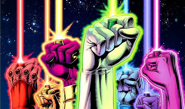 Ring Wars Spectrum