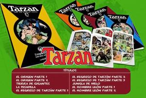 Colección Tarzan