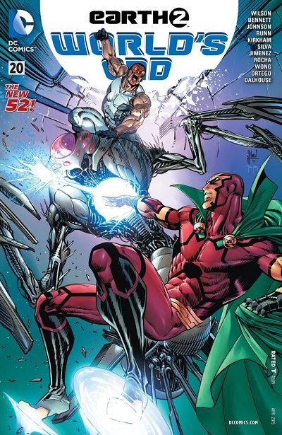 Earth 2 - World´s End #20