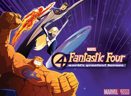 Fantastic Four - WGH