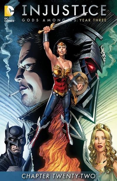 Injustice Año 3 #22