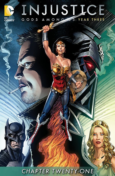 Injustice - Year Three 21