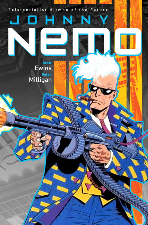 Johnny Nemo: Existensalist Hitman from the Future