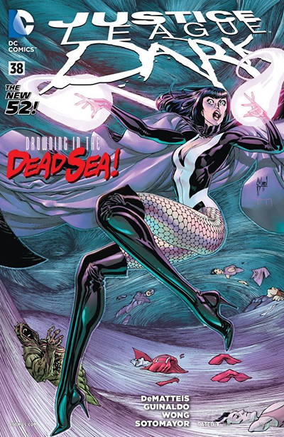 Justice League Dark 38