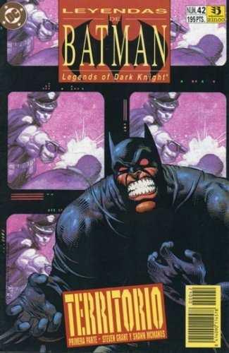 Leyendas de Batman - Territorio