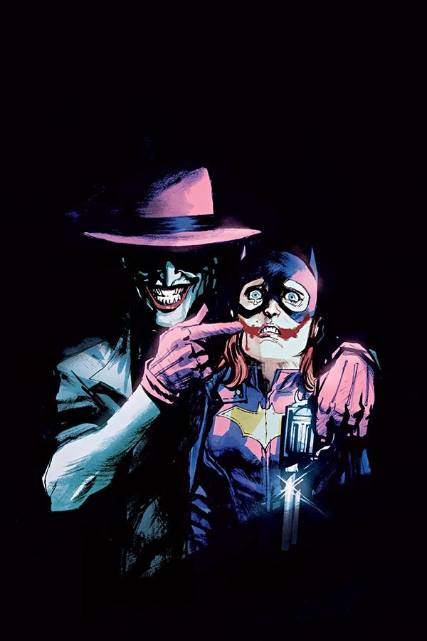 La polémica portada de Batgirl #41, por Rafael Albuquerque