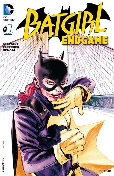 Batgirl - Endgame #01
