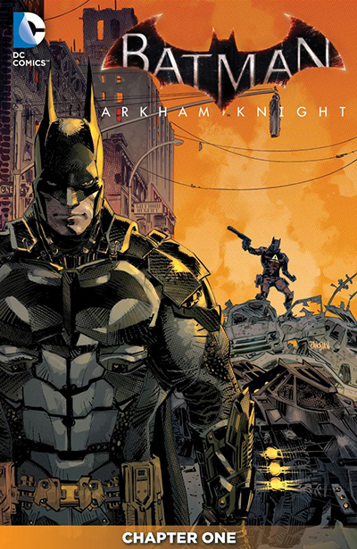 Batman - Arkham Night 01