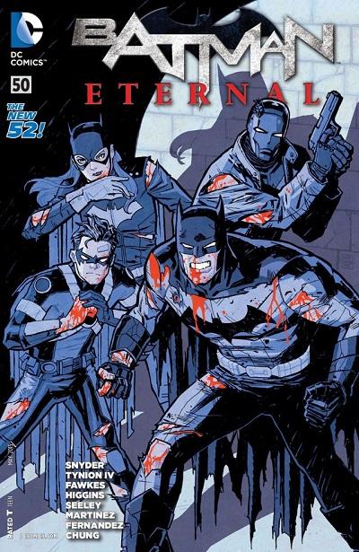 Batman Eternal 50