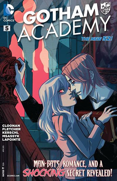 Gotham Academy 05