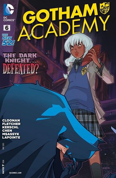 Gotham Academy 06
