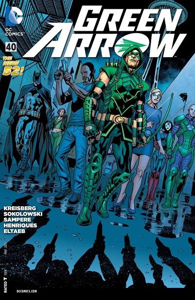 Green Arrow 40