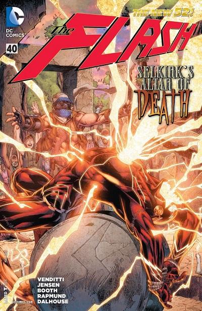 The Flash 40