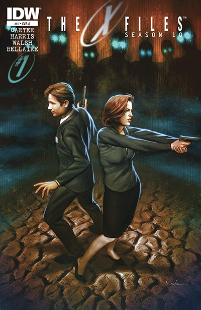 Cómics de The X-Files - Season 10 - IDW Publishing
