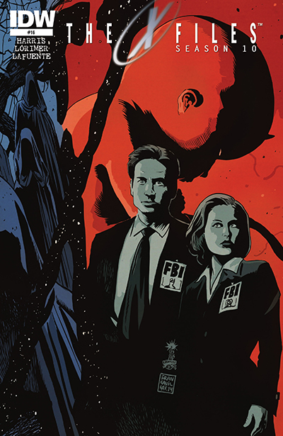 The X-Files - Season 10 #16
