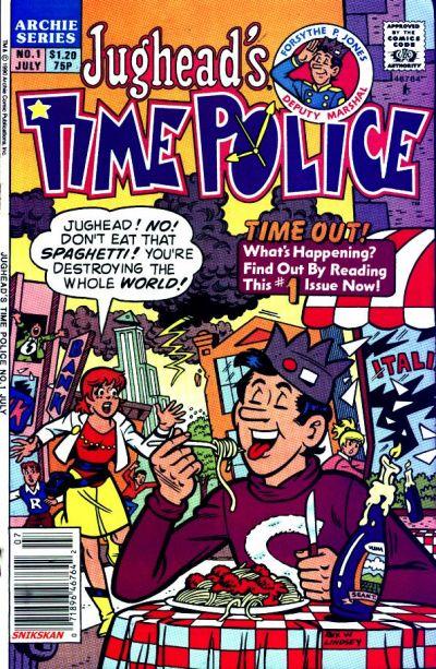 Si nunca han leído Archie este es tan buen lugar como cualquier otro para empezar