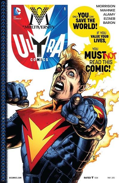 Ultra Comics 01