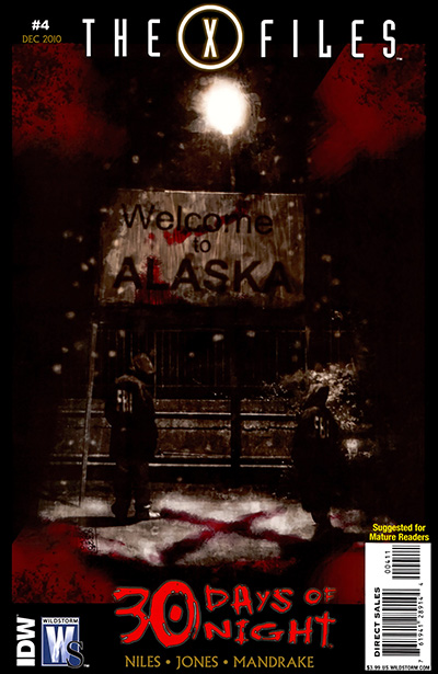 Cómics de The X-Files / 30 Days of Night