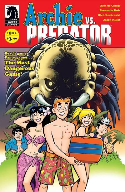 Archi vs Predator