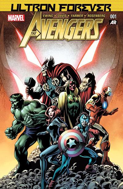 Avengers - Ultron Forever 1