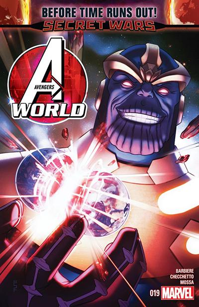 Avengers World 19