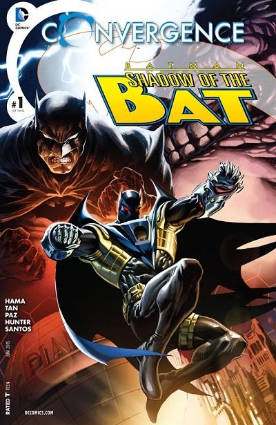 Batman Shadow of the Bat 01