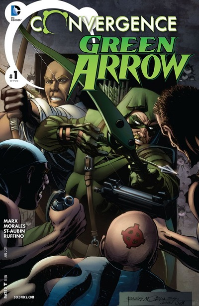 C - Green Arrow 01