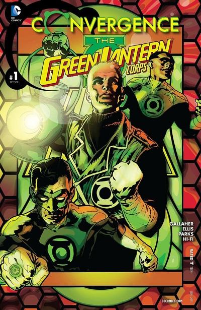 C - Green Lanterns Corps 01