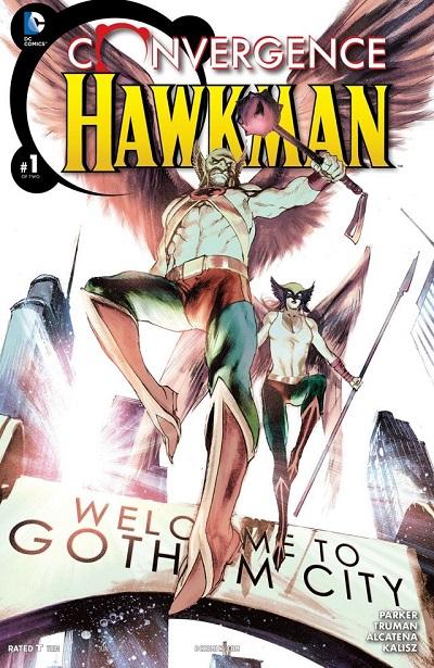 C - Hawkman 01