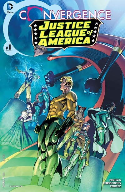 C - Justice League of America 01