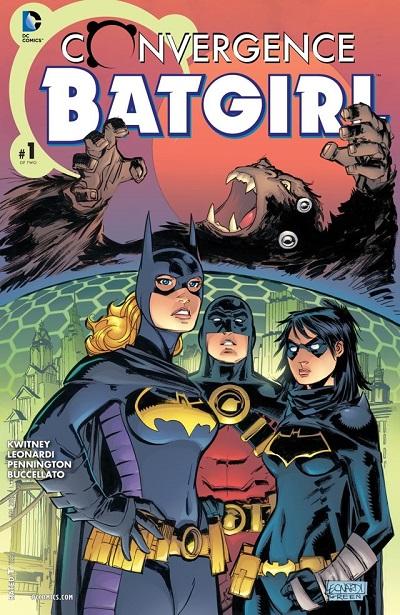 Convergence - Batgirl 1
