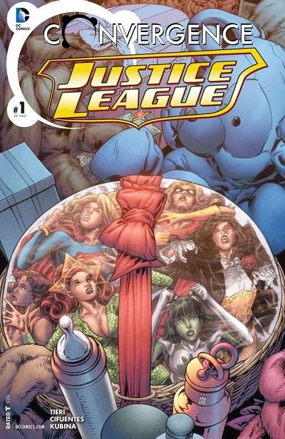 Convergence - Justice League 1