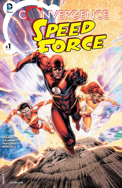 Convergence - Speed Force 1