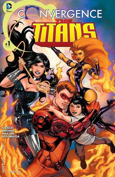 Convergence - The Titans 1