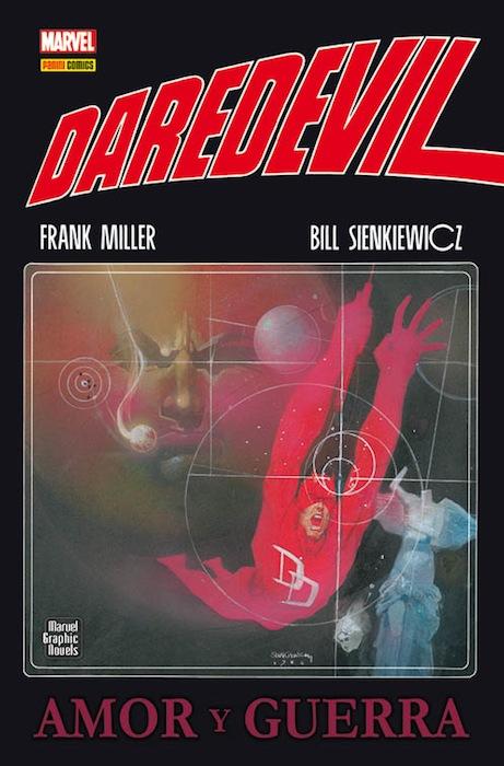 Daredevil Amor y Guerra