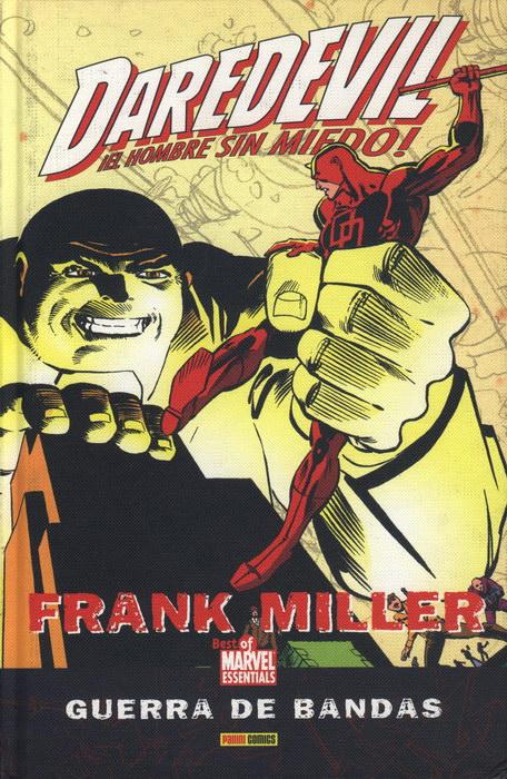 Daredevil Guerra de Bandas