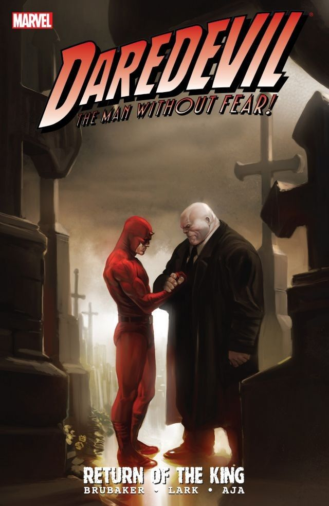 Daredevil Return of the King