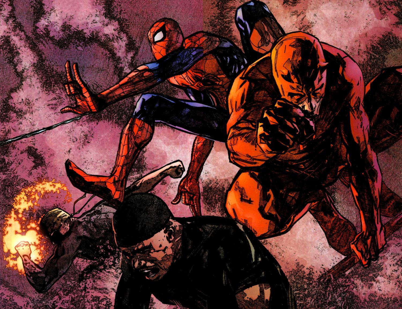 Daredevil y compania