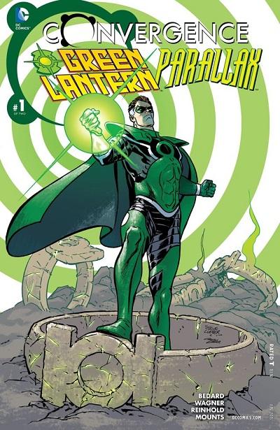 Green Lantern - Parallax 01