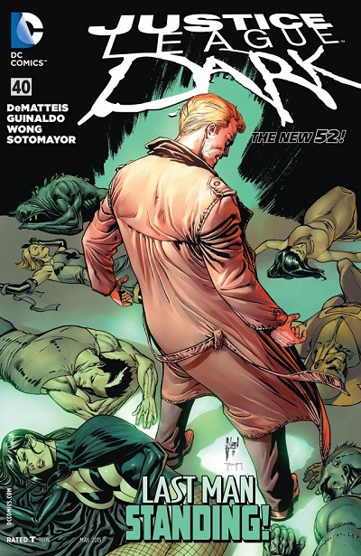 Justice League Dark 40