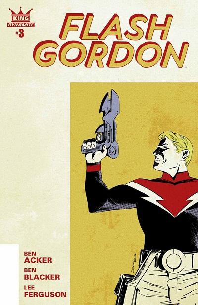 King Flash Gordon 03