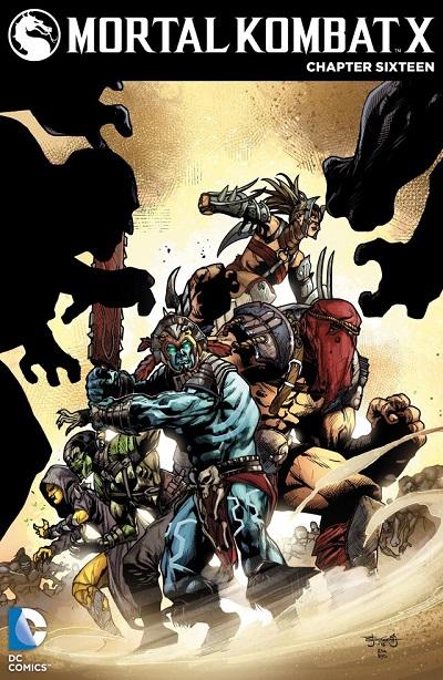 Mortal Kombat 16