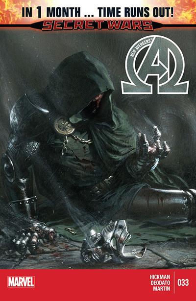 New Avengers 33