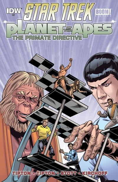 Star Trek Planet of the Apes 05