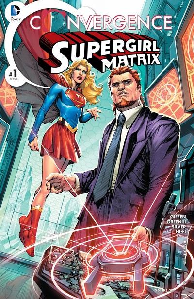 Supergirl Matrix 01