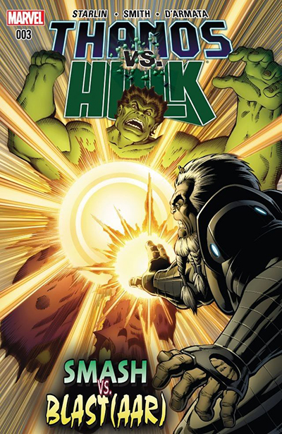 Thano vs Hulk 3