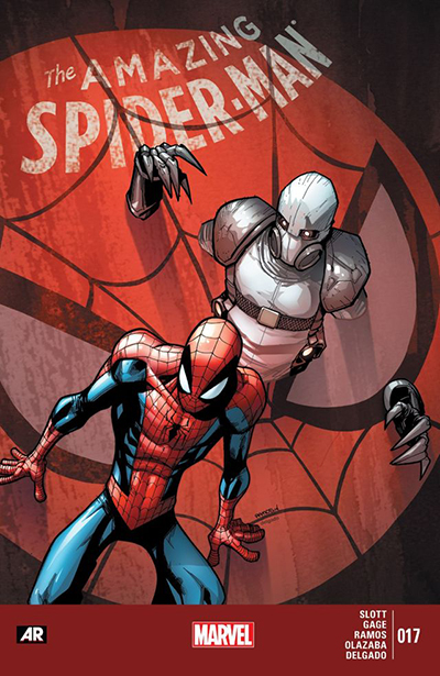 The Amazing Spider-man 17