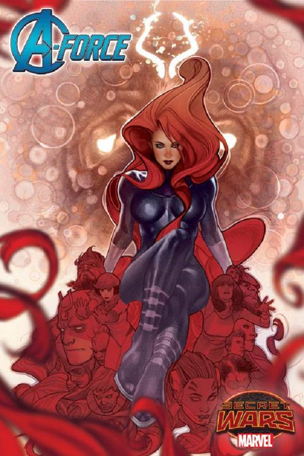 A- Force #1 Variante